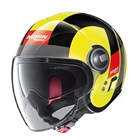 Nolan N21 Visor Spheroid Helmet Led Yellow