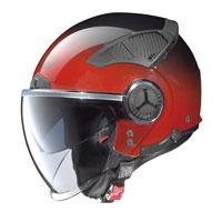 Nolan N33 Evo Fade Rosso