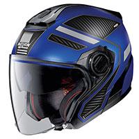 Nolan N40.5 Beltway N-Com negro azul