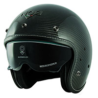 Nos Ns 1c Carbon Helmet Black