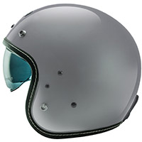Nos Ns 1f Seal Helmet Grey