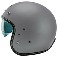 Nos Ns 1f Seal Helmet Grey Matt