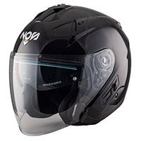 NOS NS 2 Jet Helmet negro