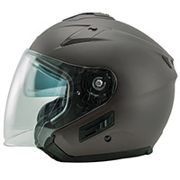 Nos Ns 2 Jet Helmet Matt Titanium