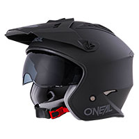 Casco O'neal Volt Color Nero