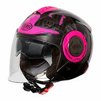 Premier Cool Rd 18 Pink Helmet