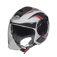 Premier Cool Px8 Helmet Black Red