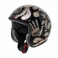 Premier Le Petit Classic Bd Titanium Helmet
