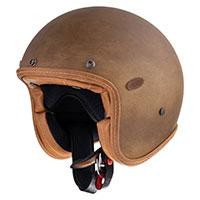 Premier Le Petit Classic Evo Bos Bm Helmet Brown