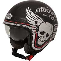 Premier Rocker K92 Bm Helmet Black Red