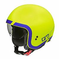 Premier Rocker Ln Bm Helmet Fluo Yellow