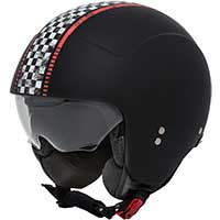 Premier Rocker Ck 9 Bm Helmet Black Orange