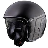 Premier Vintage Evo Btr 9 Helmet Black