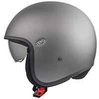 Premier Vintage Evo U 17 Bm Helmet Grey
