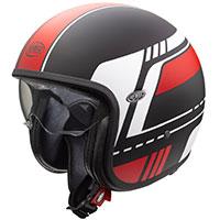 Premier Vintage Evo Bl 92 Bm Helmet Red