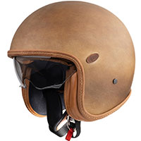 Premier Vintage Evo Bos Bm Helmet Brown