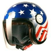 Project Cafe Racer America Long Visor