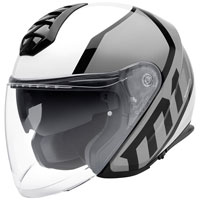 Schuberth M1 Flux Argento