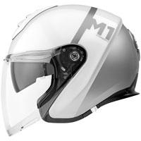 Schuberth M1 Nova White