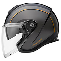 Casco Schuberth M1 Pro Outline Nero