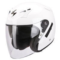 Scorpion Exo-220 Solid Blanc