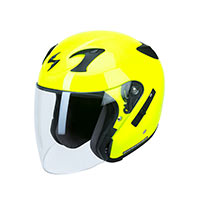 Scorpion Exo 220 Giallo Fluo