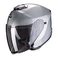 Casco Jet Scorpion Exo S1 Hypersilver