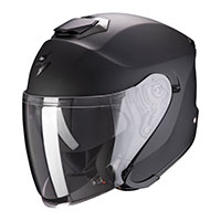 Scorpion Exo S1 Jet Helmet Black Matt