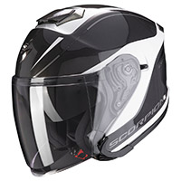 Scorpion Exo S1 Helmet Shadow Black White