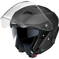 Casco Jet Sena Outstar Bluetooth Nero Opaco