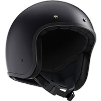 Casco Jet Sena Savage Bluetooth Nero Opaco