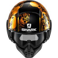 Shark Drak Sanctus Black-orange