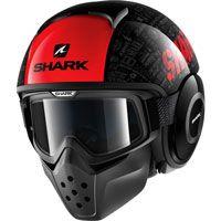 Shark Drak Tribute Rm Red-black