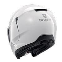 Casco Shark Citycruiser Blank Bianco