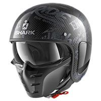 Shark S-drak Carbon Freestyle Cup Anthracite