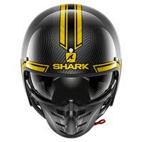 Shark S-drak Carbon Vinta Giallo