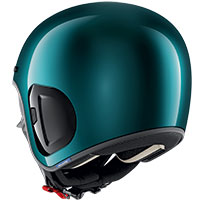 Shark S-drak 2 Blank Helmet Green Metal