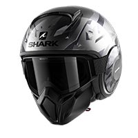 Shark Street Drak Kanhji Gray Black