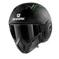 Shark Street Drak Hurok Vert Noir