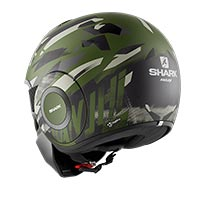 Shark Street Drak Kanhji Green Black