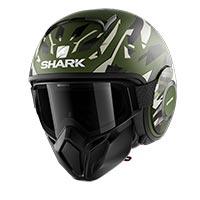 Shark Street Drak Kanhji Vert Noir