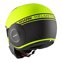 Shark Street Drak Neon Yellow