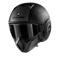 Shark Street Drak Tribute Black Matt