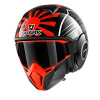 Shark Street Drak Réplique Zarco Malaysiangp Orange