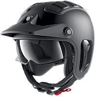 Shark X-drak 2 Blank Mat Helmet Black