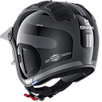 Casco Shark X-drak 2 Thrust-r Nero