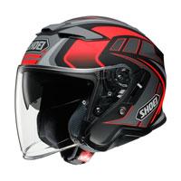 Open Face Helmet Shoei J-cruise 2 Aglero Tc-1 Matt