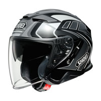 Casco Jet Shoei J-cruise 2 Aglero Tc-5 Nero