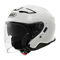 Open Face Helmet Shoei J-cruise 2 White