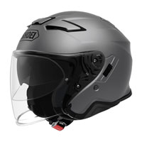 Casco Jet Shoei J-cruise 2 Grigio Scuro Opaco